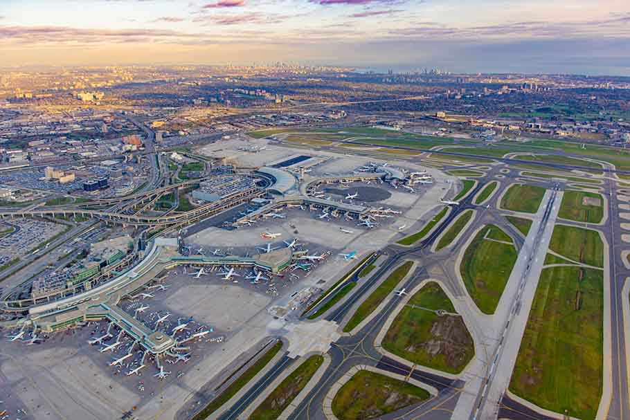 Toronto Pearson: From farmer's field to economic engine, Canada's busiest airport