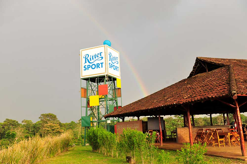Ritter Sport: Growing cocoa in harmony with people and nature
