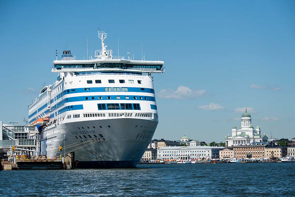 Port of Helsinki – one step ahead for sustainability